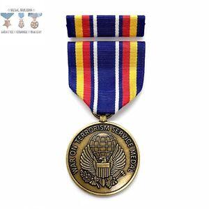War on Terrorism Service Medal US