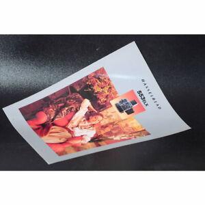 Hasselblad 553ELX 1992 Broschure / Broschüre / Heft / FRANZÖSISCHER Prospekt