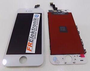 10er-Pack-Display-fuer-iPhone-5S-LCD-m-RETINA-Glas-Scheibe-Komplett-WEISS-1