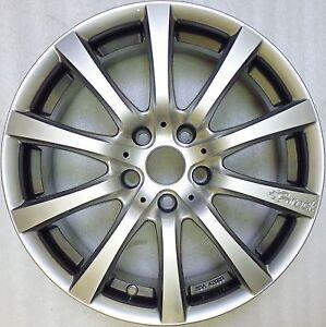 Symbole De La Marque Brock B21 Alufelge 7,5x17 Et35 Kba 47009 Audi Mercedes Vw Jante Wheel Rim Llanta-afficher Le Titre D'origine Bas Prix