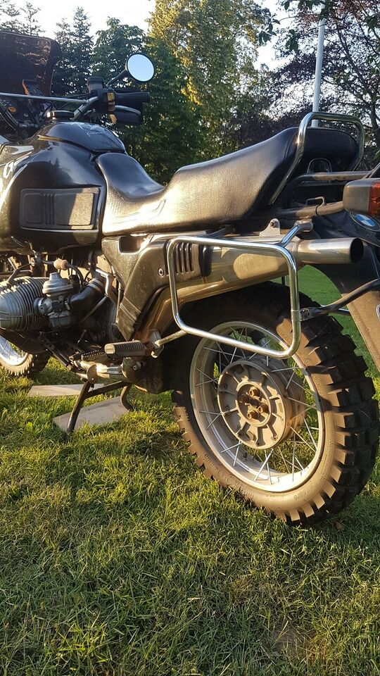 BMW, R100 GS PD, 998 ccm