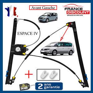 MECANISME DE LEVE VITRE RENAULT ESPACE 4 AVANT GAUCHE 2003/> NEUF