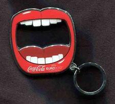 Coca-Cola Coke UEFA Euro 2012 Poland-Ukraine Keychain. European promo item