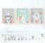 Woodland-Animals-Nursery-Prints-Woodland-Animal-Prints-Yellow-And-Grey-Nursery thumbnail 10