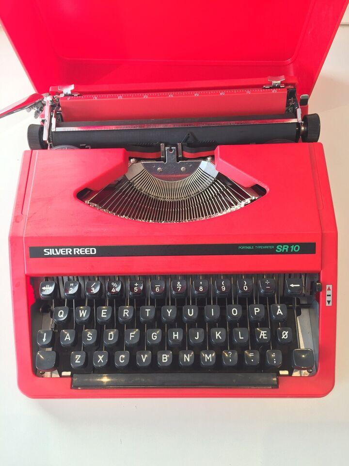 Skrivemaskine, Silver Reed SR 10