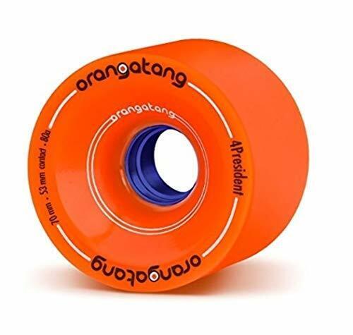 70mm-80a-Cruising-Longboard-Skateboard-Wheels-without-Bearings-Orange-4-Set