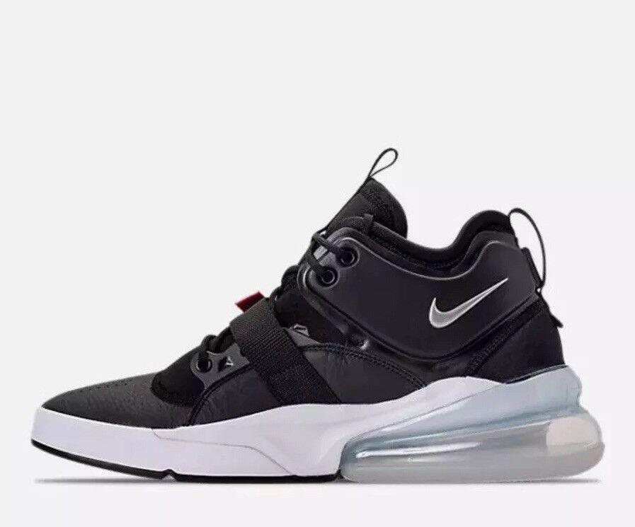 Da Uomo Nike Air Force Force Force 270 Scarpe Da Ginnastica Nero Taglia US 9.5 EUR 43 | Più economico  | Gentiluomo/Signora Scarpa  692095