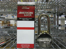 American Lock H11 Heavy Duty 2 Wide Pad Lock 2 Clearance Keyed Alike D178 New