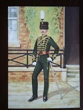 POSTCARD THE ROYAL YEOMANRY - SHERWOOD RANGERS OFFICER 1900