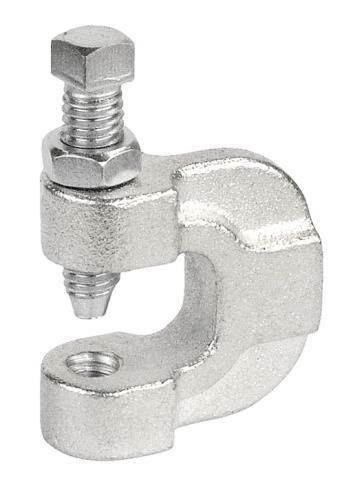 """3//8-16 /""""C/"""" Style Beam Clamp for Heavy Vertical Loads Set of 10"""