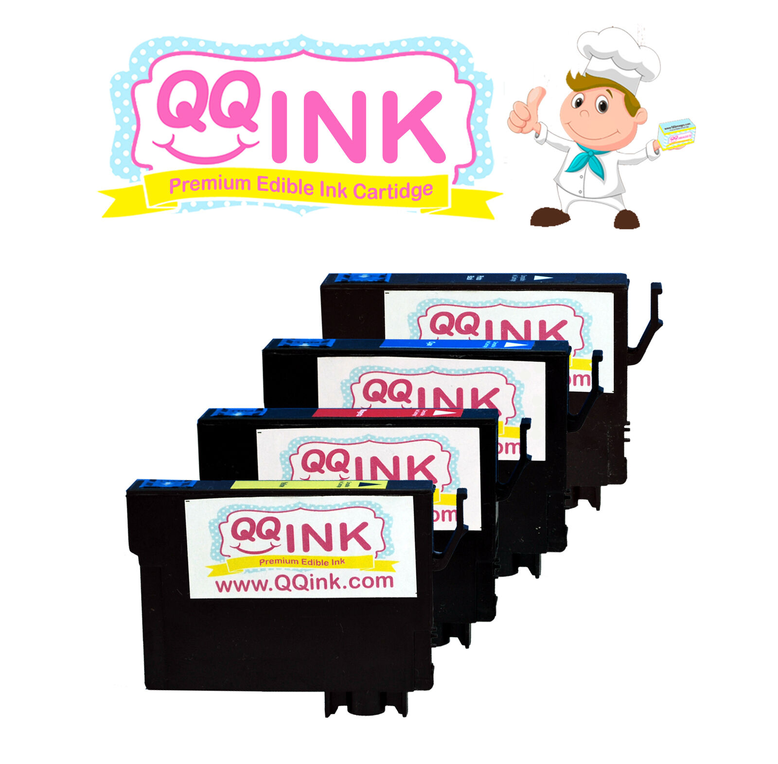 QQink Cleaning Ink Cartridge for Epson 288 - Expression XP-330 XP-430 XP-434