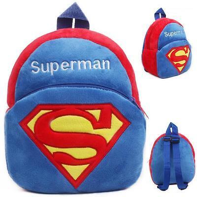 Toddler Kids Children Boys Girl Cartoon Backpack Schoolbag Shoulder Bag Rucksack