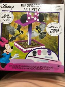 Mickey-And-Minnie-Mouse-Birdhouse-Activity-Kit