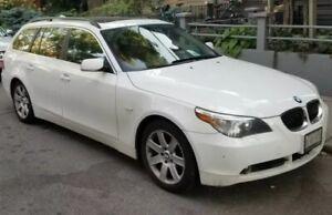 2007 BMW 5 Series -
