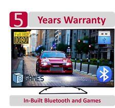 "BlackOx 42LE4002 40"" Bluetooth Full HD LED TV - 5 yrs Wty- Games;5 Years Wty"