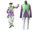 JoJo/'s Bizarre Adventure Diamond Is Unbreakable Rohan Kishibe Cosplay Costume