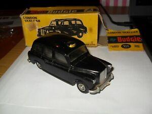 Budgie-101-Austin-London-Taxis-En-Caja-Original-Casi-Nuevo-Vintage-Original