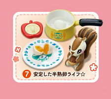 Re-Ment Kawamoto House of Rice Japanese food March Lion Meal rement #7