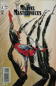 The-Marvel-Masterpieces-Comic-Issue-1-Modern-Age-First-Print-1993