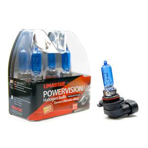 4 X HB3 Pere 9005 Alogena Lampade P20d 6000K 65W Xenon Glühbirnen12 Volt