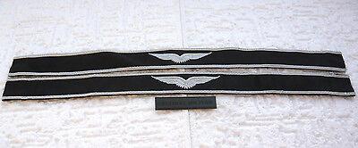 10 Bundeswehr Luftwaffe Schwinge  Bw Fliegerschwinge BW Pilotenkombi AUFNÄHER