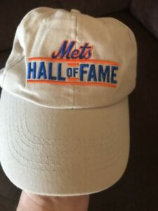 0c69cc25b4412 NEW YORK Aug. 1 2010 METS HALL OF FAME HAT CAP FROM CITI FIELD PROMO ...
