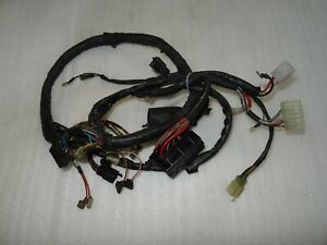 E2-Yamaha-XJ-600-S-Diversion-4BR-Cable-Loom-Wiring-Harness