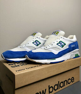 New Balance 1500 Made In UK 'Cumbrian Flag' (M1500CF) - Size 10.5 ...