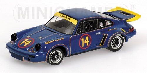 Porsche 911 carrera rsr 3.0 a. holbert trans - am - meisterschaft 1974 1 43 modell