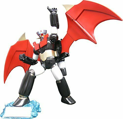 Metal Box Shin Mazinger Z Genie Advent unpainted Garage kit