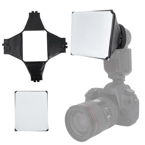 10*13cm Universal Mini Portable Softbox Diffuser for Flash//Speedlite//Speedlight