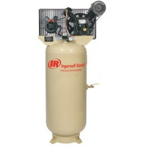 Ingersoll Rand 2340L5 5HP, 2 Stage Air Compressor, 230 Volt, Single Phase