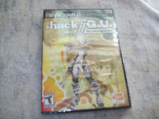 .hack//G.U.: Vol. 3 (Sony PlayStation 2, 2007)  NEW
