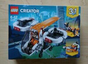 LEGO-31071-Creator-Forschungsdrohne-3-in-1-Karton-beschaedigt-bitte-lesen