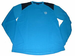 NEU-Movement-Session-Herren-Laufshirt-Gr-M-48-blau