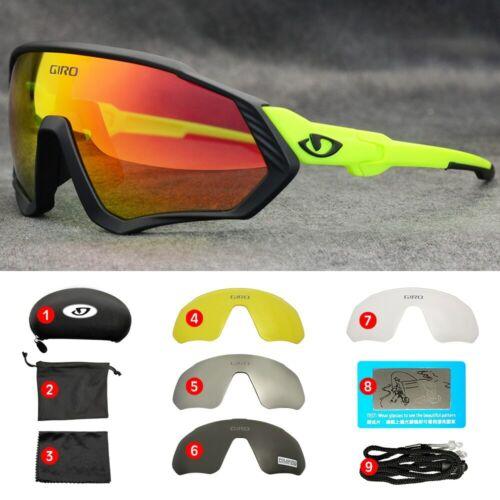Giro Cycling Glasses MTB Bike Glasses Eyewear Running Fishing Sports Sunglasses