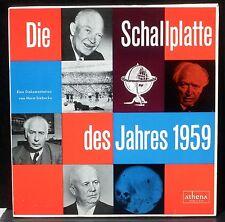 Die Schallplatte des Jahres 1959