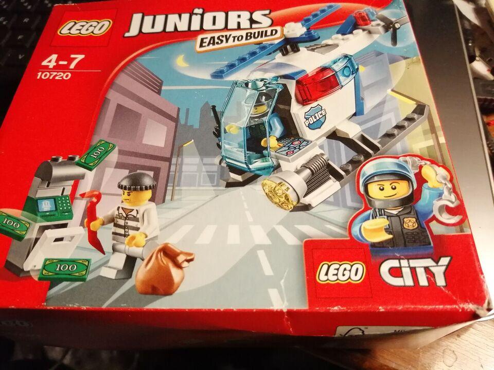 Lego City, (og Hidden) og andre