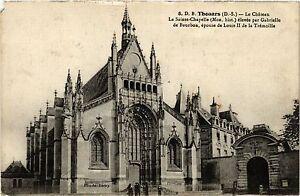 CPA THOUARS - Le Chateau (472483)