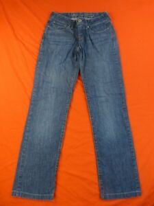 LEVIS-Jean-Femme-Taille-26-US-Modele-Bold-Curve-Straight