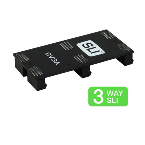NEW EVGA 3-WAY NVIDIA SLI BRIDGE CONNECTOR BOARD CAB1
