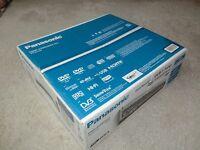 Panasonic DMR-EZ49V DVD-Recorder / VHS-Videorecorder, OVP&NEU, 2J. Garantie