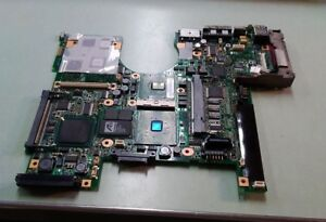LAPTOP-IBM-THINKPAD-MOTHERBOARD-91P7707-CPU-SL6N4