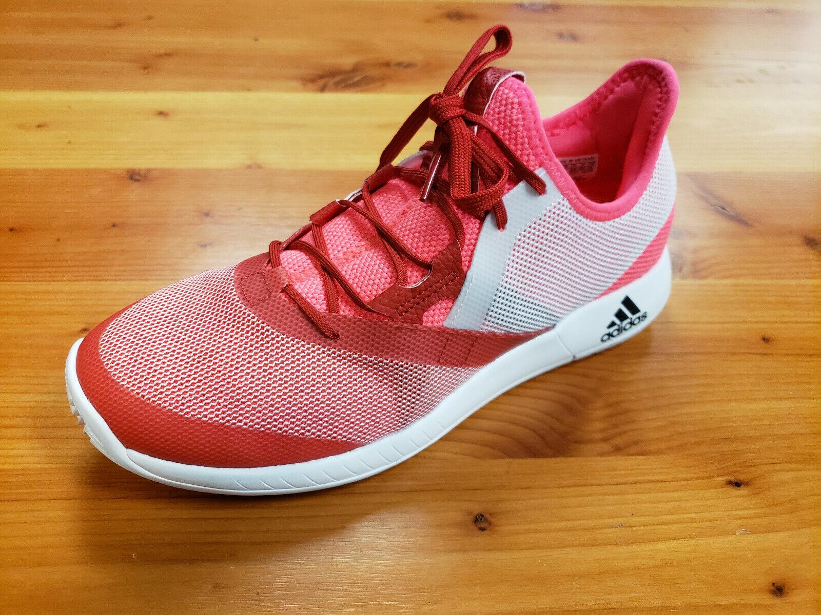 Women's Adidas Adizero Defiant Bounce Preowned Tennis shoes Size 9.5