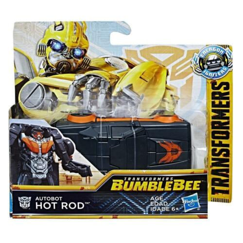 Energon Igniters Power Series Hot Rod tf Transformers Bumblebee