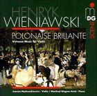 Wieniawski: Virtuoso Music for Violin (CD, Apr-1999, MDG)