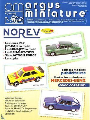 Argus de la Miniature, Spécial Norev Vol. 2
