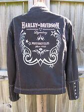 Women's Harley-Davidson LEGENDARY Motorcycle  Jacket sz M stk# 97445-06VW *EUC*