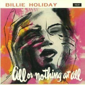 Holiday-Billie-All-Or-Nothing-At-All-1-Bonus-Track-New-Vinyl