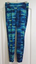 8184b8c929236e item 1 Old Navy Go Dry Mid Rise Printed Compression Legging - #597 -Old  Navy Go Dry Mid Rise Printed Compression Legging - #597